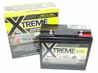 Leoch XTREME AGM - Motorcycle Battery